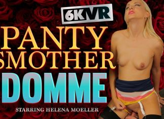 Panty Smother Domme