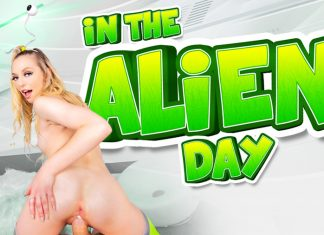 In The Alien Day