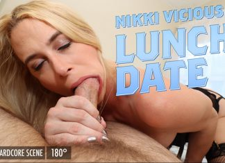 Nikki Vicious in Lunch Date!