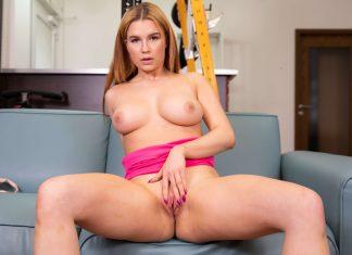 Big Tit Teen Katarina Rina In Pink