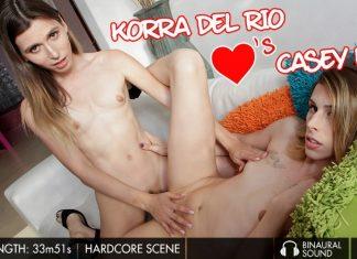 Korra Del Rio & Casey Kisses – Real Love