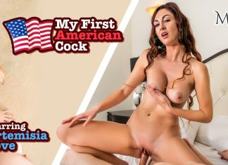 My First American Cock
