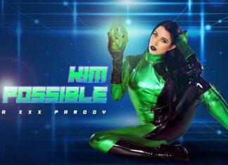 Kim Possible: Shego A XXX Parody