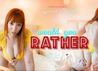 Lauren Phillips : Would You Rather?