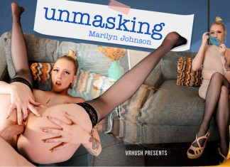 Unmasking Marilyn Johnson