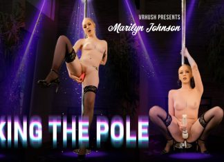 Marilyn Johnson: Working The Pole