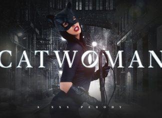Catwoman A XXX Parody