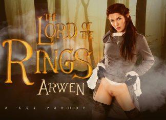 LOTR: Arwen A XXX Parody