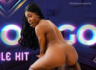 Nicole Kitt: Go Go Nicole