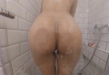 Groping The Gipsy Teen In The Shower