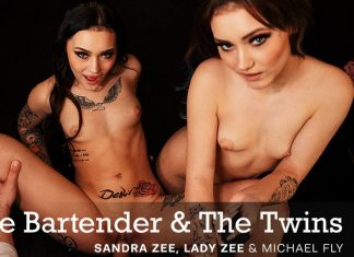 The Bartender & The Twins