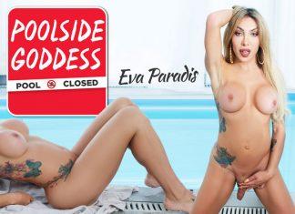 Poolside Goddess