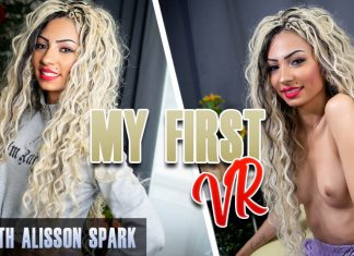 Alisson Spark – My First VR
