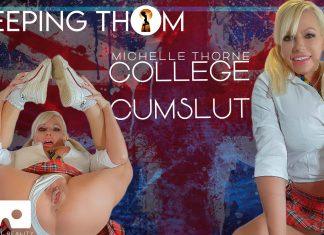 Michelle Thorne – Massive Squirting Orgasm