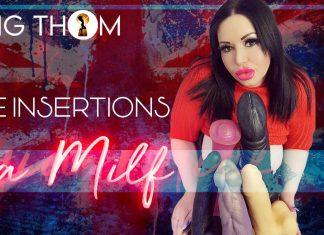 Large Insertions – Mia MILF