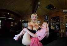 Step Mom Lessons – Sophie Anderson and Angel Rae Doll