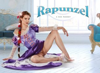 Rapunzel A XXX Parody