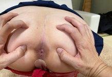Perverted Female Encyclopedia Fetish: VR Ass Grabbing